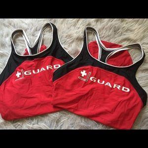 Bundle lifeguard one pieces